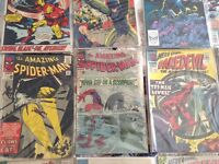 COMIC COLLECTION FROM LATE 60'S TO EARLY 80'S