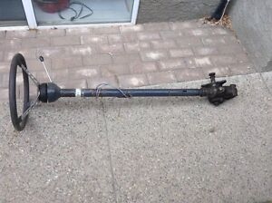 steering  column for 1959 chev 1/2 ton