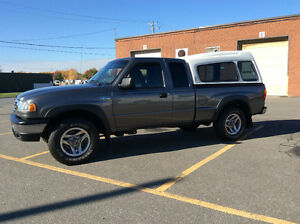 2007 Mazda B-Series Pickups B4000 4x4 Camionnette
