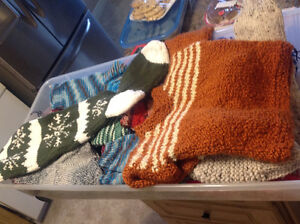Hand knitted 100% wool items St. John's Newfoundland image 3