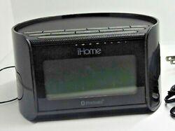 iHome - Bluetooth FM Dual Alarm Clock w/ Speakerphone iBT230