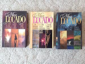 Max Lucado volumes