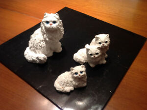 "Chats de collection ""stone criter"""
