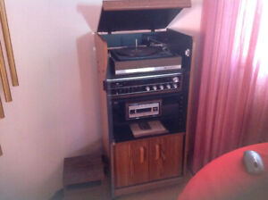 Vintage Record Player-PRICE REDUCED!!!