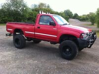 Toyota hilux 2.4 d4d turbo diesel 1998 6 inch lift kit