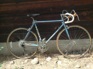 1975 Mercier road bike, 55cm /22""