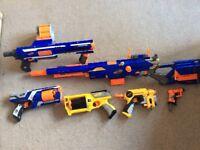 L@@K NERF GUNS