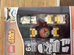 Lego starwars watch new in package