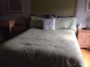 Couverture de lit King