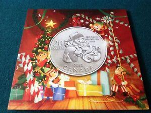 20$ Canada 2013 en Argent .925