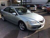 2004 Mazda 6 2.0 TS diesel-12 months mot-ideal work horse-great value-good economy