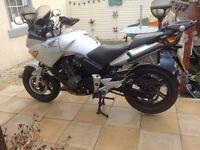 Honda CBF600 sa5 + cash