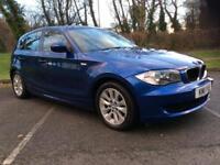 BMW 116 2.0TD ( Dynamic pk ) 2011MY d ES £30 Road Tax 5 Door