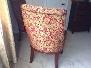 Set of two chairs Cambridge Kitchener Area image 3