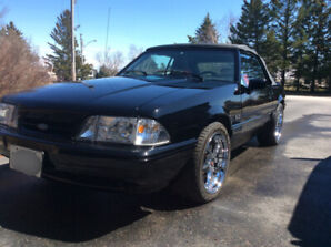 1992 Ford Mustang 5.0  Convertible