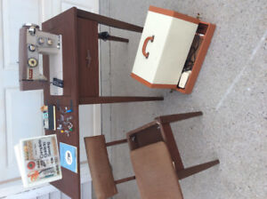 Piedmont sewing machine! Tons of extras!