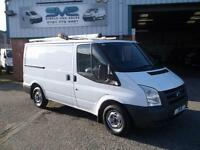 2008 58 FORD TRANSIT SWB 300 BT VAN VERY LOW 47K MILES FSH CHOICE OF SEVERAL IN