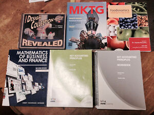 Business Textbooks Fanshawe College/Adobe Design Collection