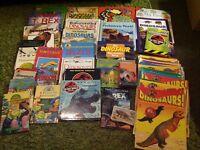 Dinosaur books, magazines & Dinosaur snap