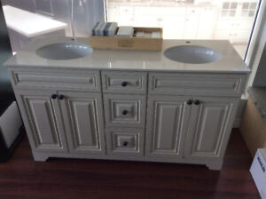 Floor Model Clearance Cabinets