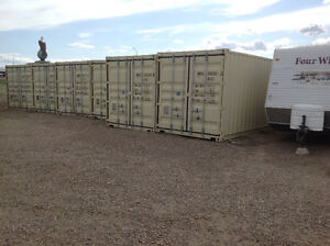 Limited time 8 X 40 containers only 140 per month