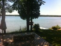 Beautiful Waterfront Property on Mink Lake in Eganville ON.