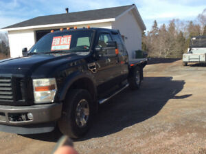 2008 Ford 250 Super Duty