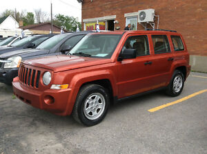 2008 Jeep Patriot Cuir 4x4 xxxtra clean VUS