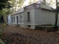 Stylish Petit Manoir in private parkland setting in Normandy, between Dieppe and Rouen