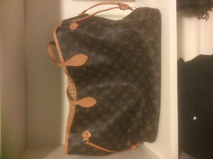 Fake Louis Vuitton Purse AND Wallet/Clutch!!!
