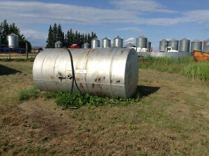 For Sale: old tank