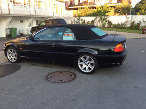2000 BMW 3-Series Convertible