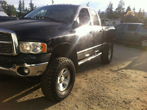 2005 Dodge Power Ram 1500 Larami Pickup Truck