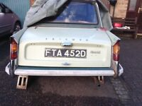Classic car tax exempt,triumph herald spitfire 1500
