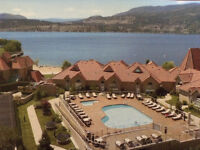 SUNSET WATERFRONT TOWNHOUSE DOWNTOWN KELOWNA VACATION RENTAL