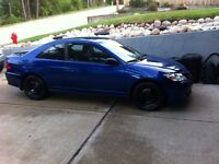 2004 civic coupe low kms