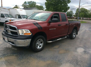 2012 Dodge 15004x4 crew 4.7 Sept 19't clearce sale 224 km $10500