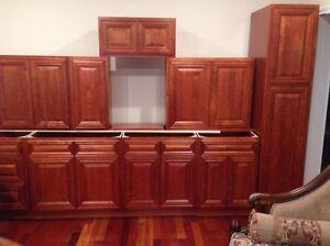 All Wood Kitchen Cabinets Set, Brand New Kitchener / Waterloo Kitchener Area image 5