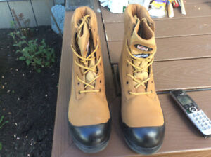 New Kodiak work boots