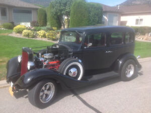 Want a Nice Street Rod! 1933 Chevy,Call us! We're Motivated