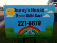 Jenny's House Home Child Care Centre - Paradise