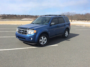 2009 FORD ESCAPE XLT 4WD