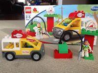 Lego Duplo Toy Story 3 Set #5658 Camion Pizza Planète