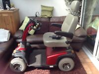 Used pride classic XL8 mobility scooter plus extra