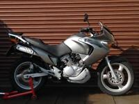 Honda Varadero XL-125 125cc Only 7181miles. Nationwide Delivery Available.
