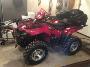 "Atv 06 750 brutforce""840 ""big bore kit wit extras $3600.00"