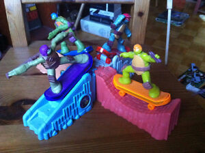 McDonald's Happy Meal Teenage Mutant Ninja Turtle Set