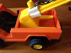 Vintage Fisher Price Tow Truck Lift Windsor Region Ontario image 7