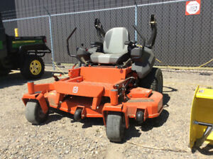 HUSGVARNA P-ZT 60 COMMERCIAL MOWER ONLY 125 HOURS-reduced