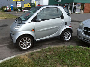 2005 Smart Fortwo Toit panoramique Coupé (2 portes)
